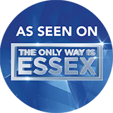 As seen on The Only Way is Essex